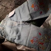 Spodnie dziewczęce jeans