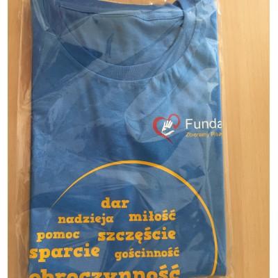 Koszulka z logo Fundacji